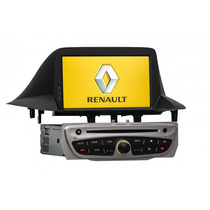 Central Multimidia Renault Fluence Gps Dvd Multimidia