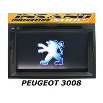 Central Multimidia Peugeot 3008 Tv/camera Frete Gratis