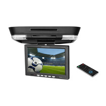 Dvd Teto Powerpack C/ Tela 11 Tv + Usb + Sd Card + Mp3