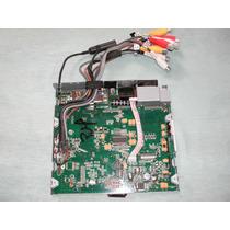 Placa Principl Montada Dvd Retrátil Cyber Dt 0531