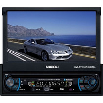 Dvd Player Napoli Dvd-tv 7887 Dg Tela 7 /touch/usb/sd A4559