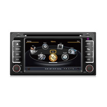Central Multimídia Corolla / Hilux Dvd Gps Tv Bluetooth Usb
