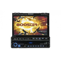 Dvd Retrátil Tv Digital Gps Touch Bluetoo Usb Brind Camer Ré