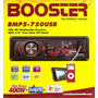 Car Mp5 Booster Video Player Usb/sd/radio Com Tela De 3