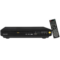 Dvd Player Lenoxx Com Entrada Usb, Mp3 E Função Ripping