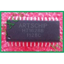 Ci Smd Artschip Ht1628b Sop28 300mil Display De Recptores