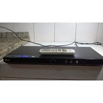 Dvd Player Lg Dv497h Full Hd Karaokê Hdmi E Usb Controle Ok!