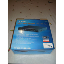 Dvd Casa Coby Jpeg/mp3/usb