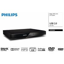 Dvd Player Philips Dvp2850/55 Usb 2.0 Divx Ultra - Novo