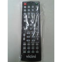 Controle Remoto Dvd Vicini Vc-918
