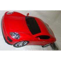 Aparelho De Dvd Player No Formato De Um Carro Ferrari