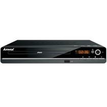 Dvd Player Amd-300k , Com Usb, Função Karaokê C/ Pontuação,