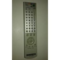 Controle Sony Vídeo Dvd E Tv,rmt-v501e Combo.