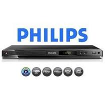 Dvd Player Philips 3550 K - Novo