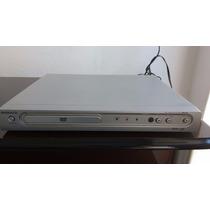 Dvd Aparelho- Video- Cd Player- Magnavox- Com Controle