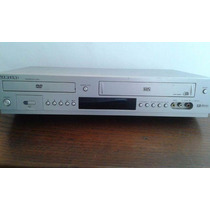 Combo Dvd Video Cassete Samsung Dvd-v-8600 Multi Card