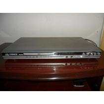 Aparelho Dvd Tronics C/ Karaoke Modelo 595 - Saida Video Vga