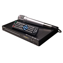 Dvd Player Com Karaoke Dvt-f250 - Tectoy