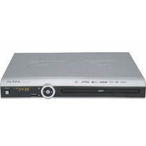 Dvd Player Ilkon K-133 ( Prata Ou Preto )