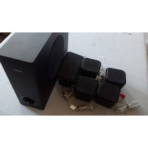 Caixas Pra Home Theater Philips Completo