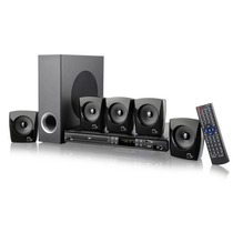 Home Theater 4 Em 1 Sp168 -240w Hdmi 5.1 Dvd/cd/mp3/karaokê