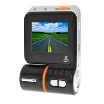 Câmera Dvr Para Carro Hd Dash Cam, Microsd 8 Gb, Cdr 810