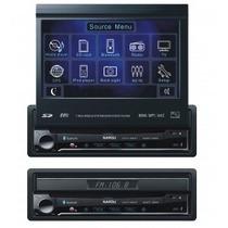 Dvd Retrátil 7 Napoli 7997-bt Tv Bluetooth Sd Usb Am/fm