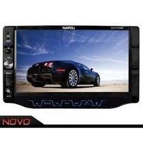Dvd Central Napoli 9102 8 Destacável Gps,tv, Dual Zone,bth.