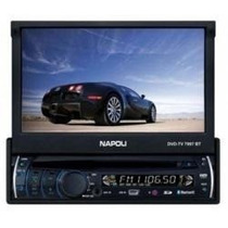 Napoli 7997,retratil Com Tv Analogica, Bth, Dvd, Cd,rca,usb,