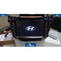 Central Multimidia Hyundai I30 Ano 2013 Em Diante Gps Tv Dig