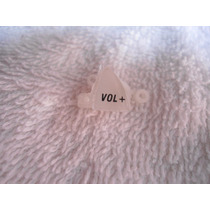 Botao Vol+ Da Frente Do Dvd Lenoxx Ad-1832 A