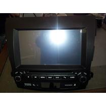 Central Multimídia Mitsubishi Outlander Até 2013 Dvd Tv Gps