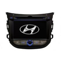 Central Multimidia Aikon - Hyundai Hb20