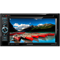 Dvd Player Kenwood Ddx-3071bt 6.1´ 2 Din Usb Ipod Bluetooth