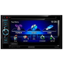 Dvd Player 2 Din 6.1 Touch Usb Ipod Kenwood Ddx 2071 Carro