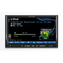 Dvd Player / Multimídia Alpine Ina-w900 Gps