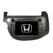 Kit Central Multimídia Fit Honda Fit Dvd Tv Gps Fit Honda