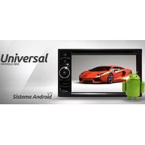 Central Multimidia Aikon Android 3g Gps Tv Digital + Camera
