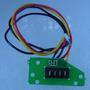Coby Tf-dvd7500/7333 - Conector Da Bateria Externa (base)
