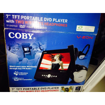 Dvd Portatil Coby Tfdvd 7060