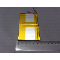Bateria 7,4 V Para Tablet Que Usam Carregador De 9 Volts