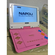 Dvd Portáltil Napoli 9020