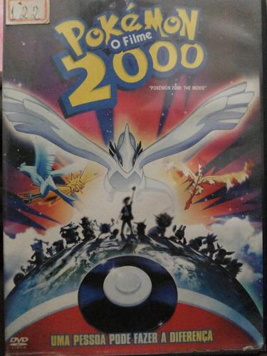 Dvd Pokémon 2000 O Filme