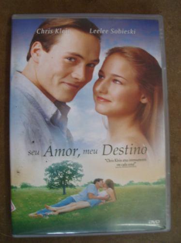Dvd Seu Amor Meu Destino