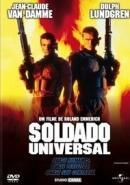 Dvd Soldado Universal - Van Damme