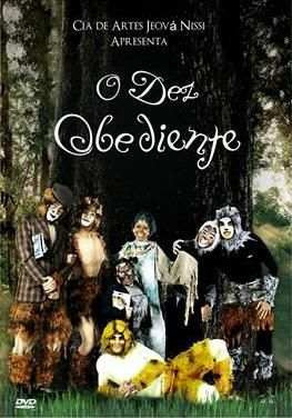 Dvd - Teatro - O Dez Obediente