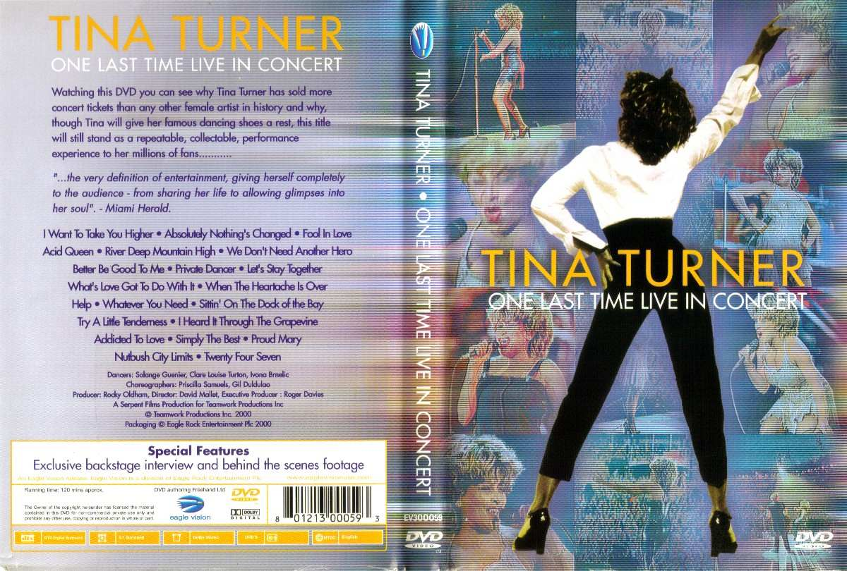 Tina Turner: One Last Time Live in Concert Dvd-tina-turner-one-last-time-live-in-concert-importado-2130-MLB4784004621_082013-F