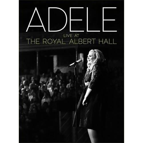 Dvd+cd- Adele - Live At The Royal Albert Hall -duplo/lacrado