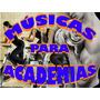 Kit Músicas P/academia,jump, Esteira, Zumba+ Frete Grátis