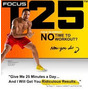 Focus T25 Todas As Fases